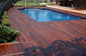 Proyectos en madera de exterior en Barcelona