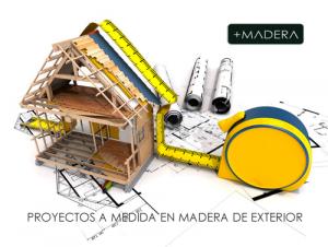 PÉRGOLAS DE MADERA BARCELONA