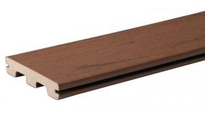 Tarima sintética exterior Timbertech Terrain Brown Oak